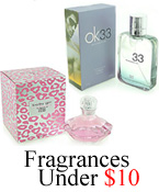 Fragrances Under $10