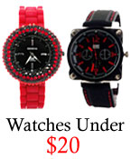Watches Under $20