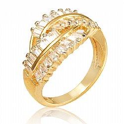 18KT Oro Laminado 18KT Gold Filled Rings